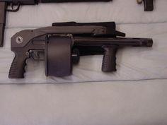 street sweeper shotgun | Super Shorty Shotgun