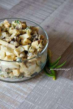 Tortellini, Coleslaw, Kraut, Keto Snacks, Potato Salad, Feta, Salad Recipes, Vegetarian Recipes, Food And Drink