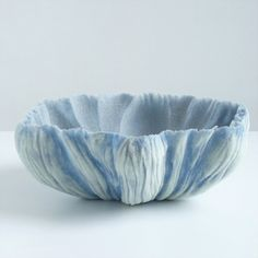 Puls Ceramics - Carine Neutjens click the link now for more info. Ceramic Clay, Ceramic Bowls, Ceramic Pottery, Cast Glass, Art Corner, Fused Glass Art, Stained Glass, Vases Decor, Glass Design