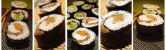 Cours de cuisine : Autour des makis...