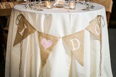 Rustic & Elegant Autumn Wedding  Photo by: stevieramosphoto.com