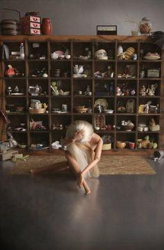 Mariel Clayton Barbie scene photography