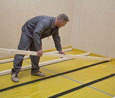 Prace związane z budową podłogi na belkach drewnianych (legarach) są stosunkowo proste i nie wymagają specjalistycznych narzędzi. Jak krok ...