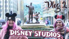 WALT DISNEY STUDIOS (DisneyLand) Vlog día 3-4