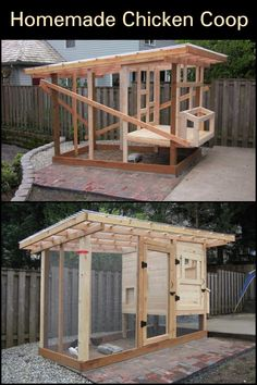 Build Your Chooks a Home And Get Fresh Eggs in Return With This Inexpensive Chicken Coop Cheap Chicken Coops, Chicken Coop Run, Diy Chicken Coop Plans, Chicken Coop Designs, Backyard Chicken Coops, Building A Chicken Coop, Backyard Farming, Chickens Backyard, Urban Chicken Coop