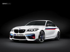 Bring the racetrack to the road. BMW M Performance Parts for M2, M3 and M4 - http://www.bmwblog.com/2016/04/13/bring-racetrack-road-bmw-m-performance-parts-m2-m3-m4/