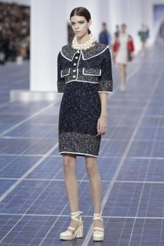 Chanel Spring Summer Ready To Wear 2013 Paris