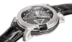Back to the Future! As Marc Jenni Re-Invents the Winding Crown! - Monochrome Watches