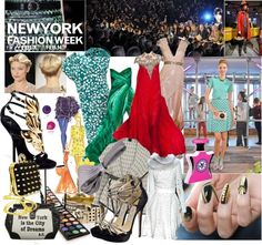 """New York Fashion Week 2013"" by fantasiegirl ❤ liked on Polyvore"