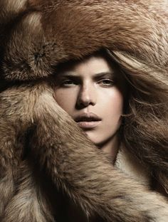 Fur Fashion Photography