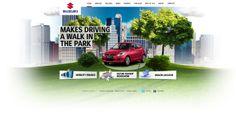 Suzuki Auto South Africa on Behance