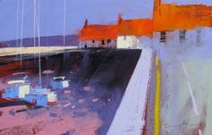 West Coast Guernsey - Tony Allain, PS, PSA - Island Fine Arts