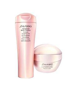 Shiseido Body Care  Um corpo firme, com contorno bem definido, hidratado e com uma pele resplandecente. A linha alia a aromacologia ao tratamento estético e promove o ciclo natural da renovação da pele.