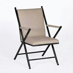 Fancy fold out chair
