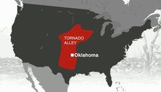Why Are There So Many Tornadoes In Oklahoma?