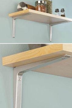 square rail glasboard k chen regale pinterest regal und k che. Black Bedroom Furniture Sets. Home Design Ideas