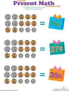 math worksheet : counting coins present math ii  math worksheets and coins : Sign Up Math Worksheet