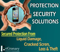 eGranary offers smartphone insurance plan for both new and used mobile phone at $50 and $35 reps. cell phone insurance is an optional additional purchase but its presence gives you peace of mind against any of the mishaps that might occur anytime anywhere!