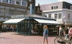 Bloemenkiosk van Ruud Sinnema op de Koornmarkt