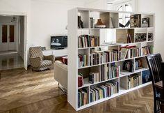 Come includere l'ufficio in soggiorno. https://www.homify.it/librodelleidee/673790/come-includere-l-ufficio-in-soggiorno