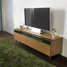 SK 幅155cm TV台 テレビ台 テレビボード 国産 日本製 木製 TVボード 北欧 ローボード リビングボード grove (NA ナチュラル) 【 g r o v e 】, http://www.amazon.co.jp/dp/B00HFLPPMU/ref=cm_sw_r_pi_dp_-j-Ssb0T78QG4