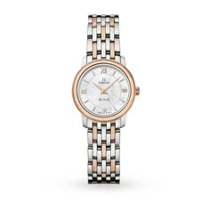 Ladies Watches - Omega DeVille Ladies Watch - O42420246005002