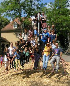 Meine Praktikumsschule in Freiburg! Freiburg, Elementary Schools