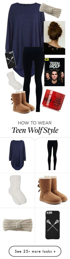 """""""Untitled #187"""" by hannah-faith1 on Polyvore featuring NIKE, M&Co, UGG Australia, Aéropostale and Lucas' Papaw Ointment"""