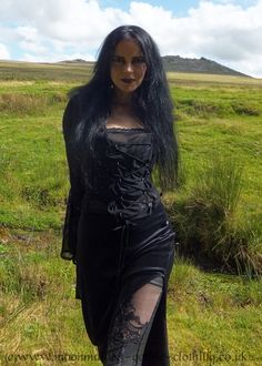 Renaissance Mesh Maiden Top by Moonmaiden Gothic Clothing UK