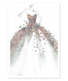 Another great find on #zulily! Star of the Ball Print by Oliver Gal #zulilyfinds