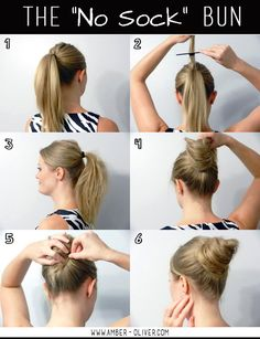 Quick and Easy Summer hair style from In The Loop Blog //amber-oliver.com