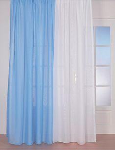 «Clic»-Vorhang 1 Stück, 200 x 240 cm, weiss Curtains, Shower, Home Decor, Mise En Place, Cheap Bathroom Remodel, Traditional Bathroom, Gliders, Rain Shower Heads, Blinds