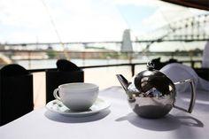 Doskonały widok i doskonała herbata - doskonałe połączenie :)