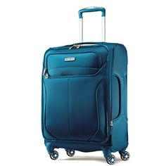 "Samsonite Lift2 21"" SpinnerSamsonite Lift2 21"" Spinner in the color Teal."