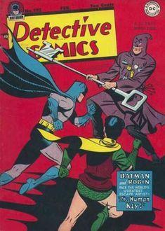 Detective Comics 132 Batman golden age DC comics