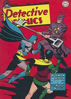 Detective Comics 132 Batman golden age DC comics