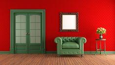 Design d'intérieur: Les couleurs qui se marient au rouge   BricoBistro