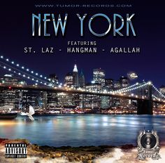 New York - New Single by Tumor Records New York, Parental Advisory, Parenting, Weather, Content, Movie Posters, City, Musik, New York City