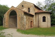 santa maria fori portas castelseprio - Cerca amb Google Santa Maria, Medieval Art, Cathedrals, Europe, Mansions, World, House Styles, Google, Decor