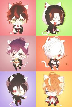 One of the main reasons decided on following Diabolik Lovers happened to be it was reverse harem and the other reason that the it would be featuring beautiful bishounen. Description from pinterest.com. I searched for this on bing.com/images