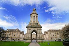 「ダブリンのトリニティ大学」の画像検索結果