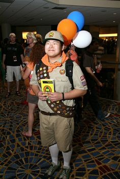 Russell from Up | Dragon*Con 2013