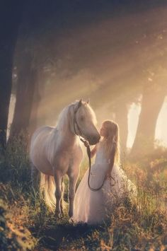 """Arabela's grew distant, thoughtful. """"What do i love so much about her? When I'm with her, our old barn becomes an enchanted forest with sun breaking through the trees. My horse becomes more than just a horse. And me? I become more than just a girl; I become a princess, a fairy... and I feel that much happier."""""""