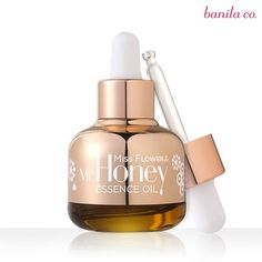 [banila co] Miss Flower & Mr. Honey Skin Care (Miss Flower & Mr. Honey Essence Oil 30ml)