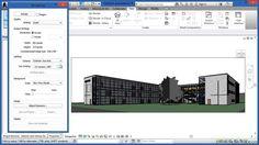 Advanced Revit Architecture 2014 Tutorial | Exterior And Interior Rendering