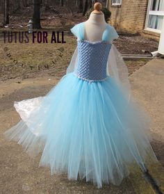 Disney Inspired Frozen Queen Elsa ,Great for birthdays, photos, costume and princess parties