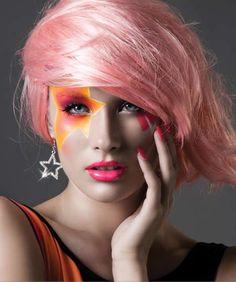 Résultats Google Recherche d'images correspondant à http://www.eyeshadowlipstick.com/wp-content/uploads/2011/01/orange-pink-fantasy-makeup.jpeg
