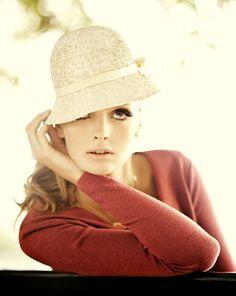 photographed by Signe Vilstrup of model Gertrud Hegelund for Margit Brandt.