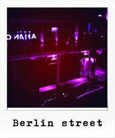 Amano Hotel. Night. Berlin (2013)