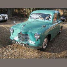 1952 Singer SM 1500 Saloon